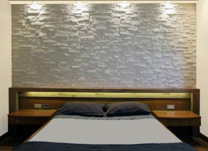 Imitacion piedra para paredes interiores elegant interior - Paredes de piedra interiores ...