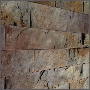 Revestimiento interior piedra gris irregular - Revestimiento piedra interior ...